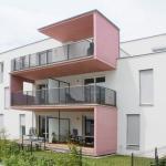 Haus 1+2 Balkone